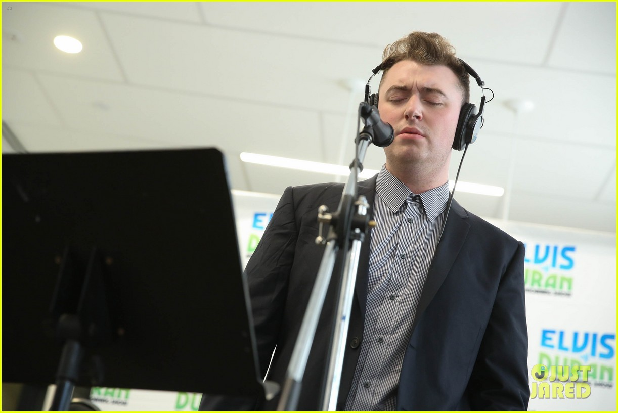 sam smith elvis duran show stop 023137280