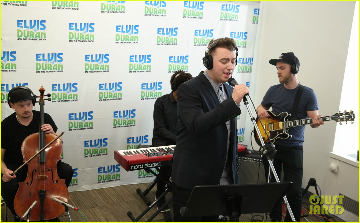 sam smith elvis duran show stop 05