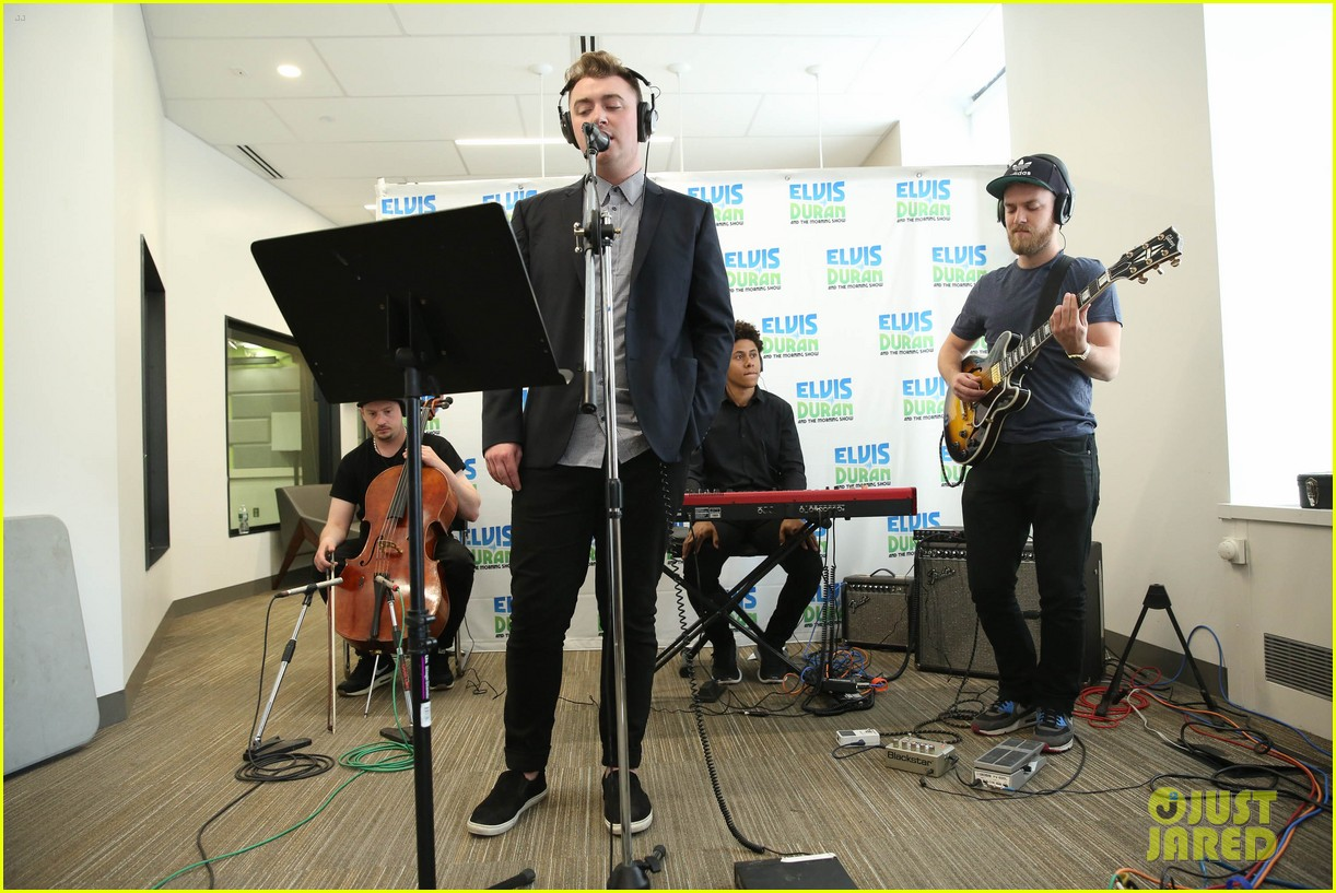 sam smith elvis duran show stop 08