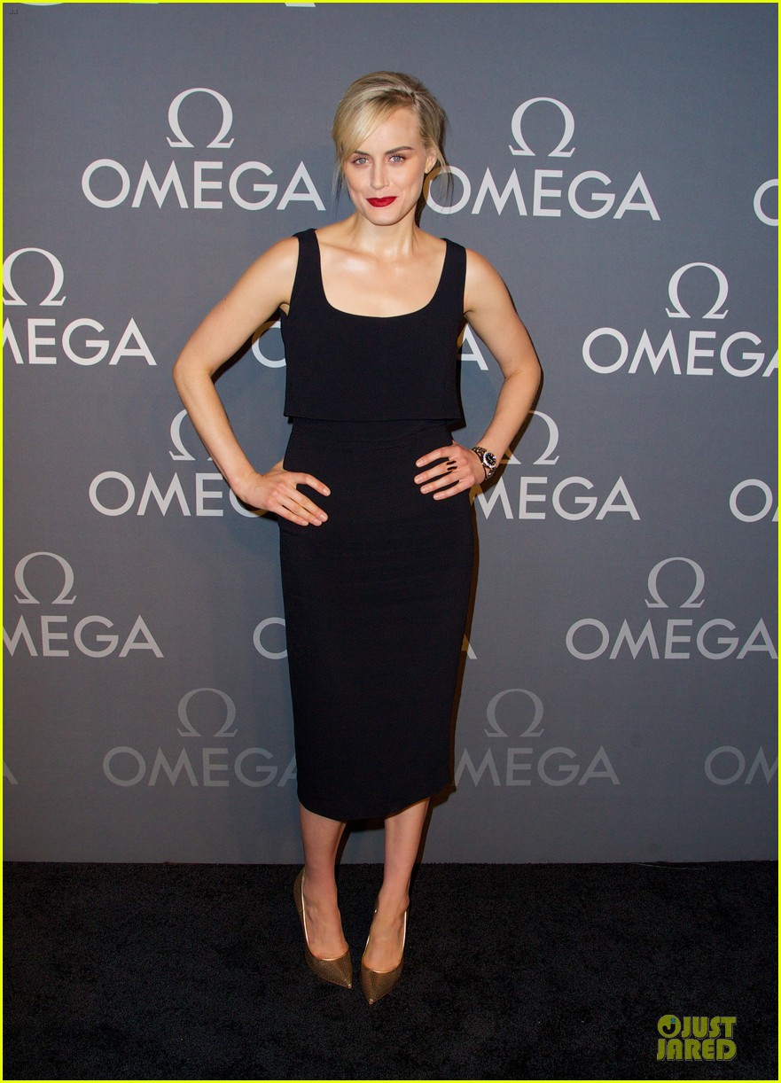 taylor schilling jaime king hang out omega event 103132808