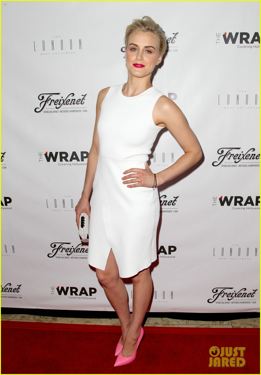 taylor schilling attends thewraps first emmy party 223129687