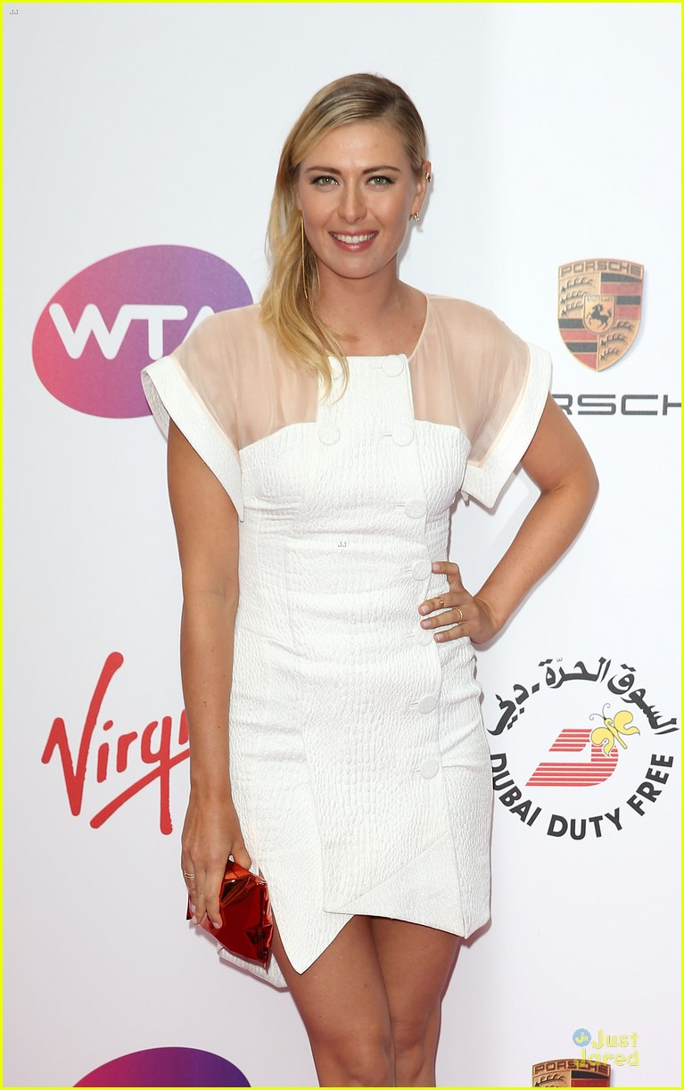 maria sharapova serena williams pre wimbledon party 023139656