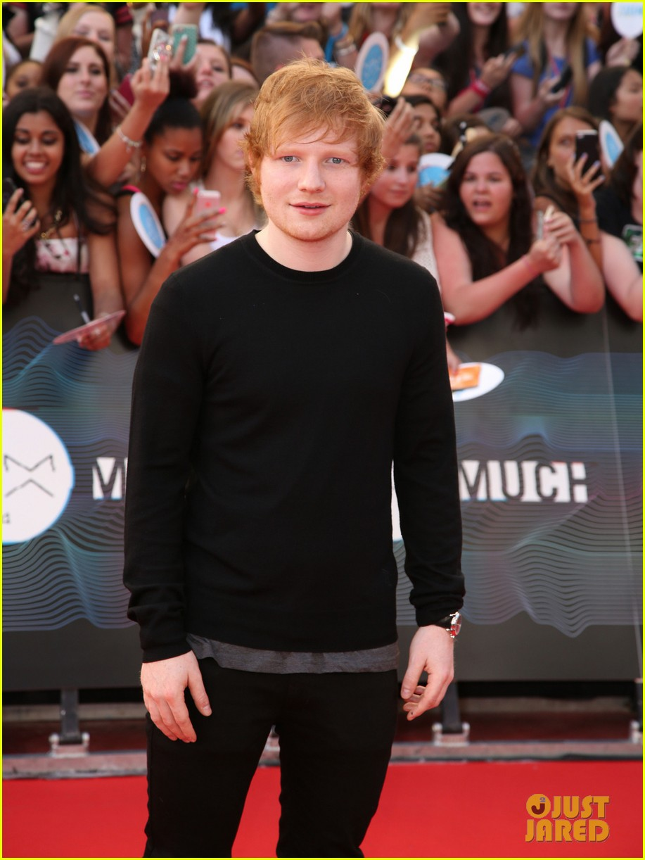 ed sheeran sing video mmvas 2014 01