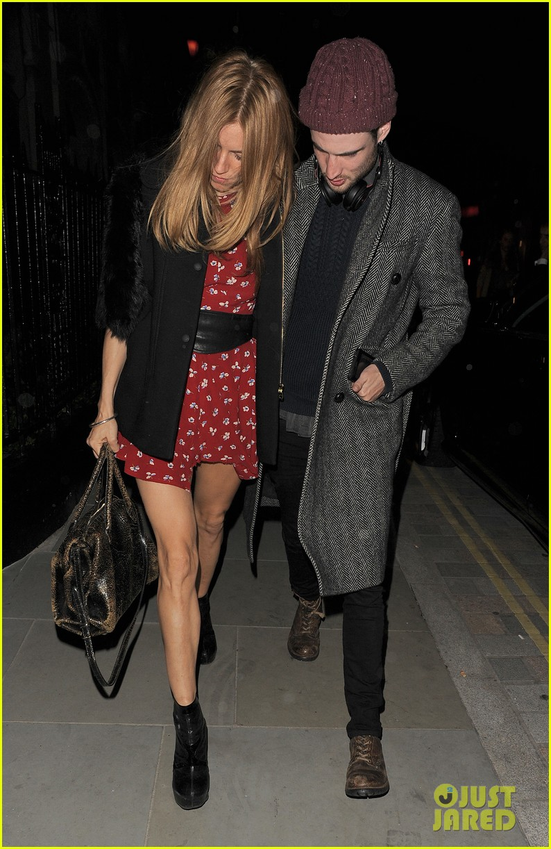 sienna miller tom sturridge date night in london 11