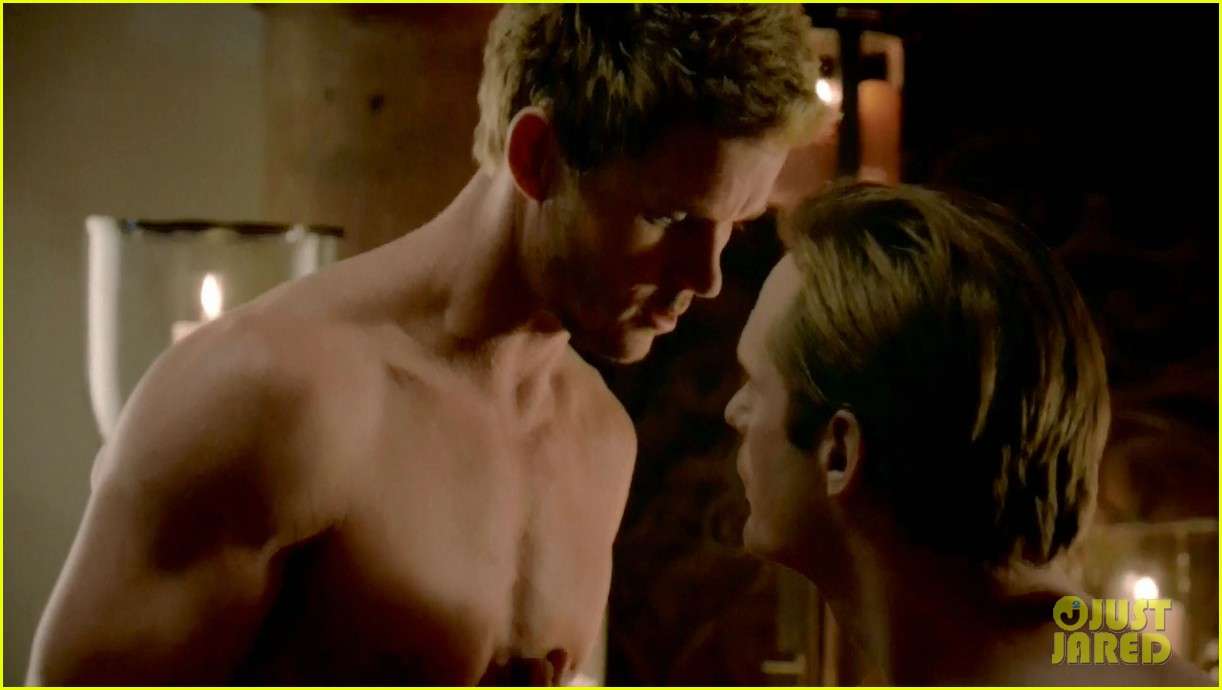 alexander skarsgard ryan kwanten true blood sex scene 23