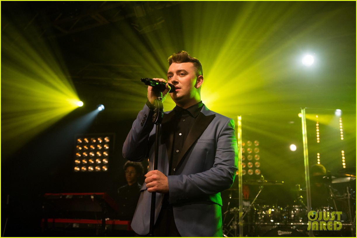 sam smith album streaming now 053134213