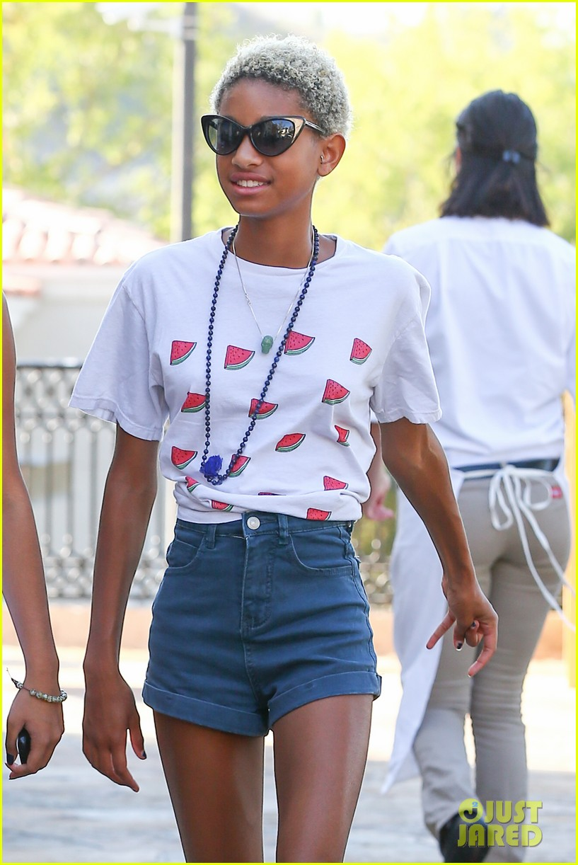 jaden smith willow smith snakes obsession us weekly 093141334