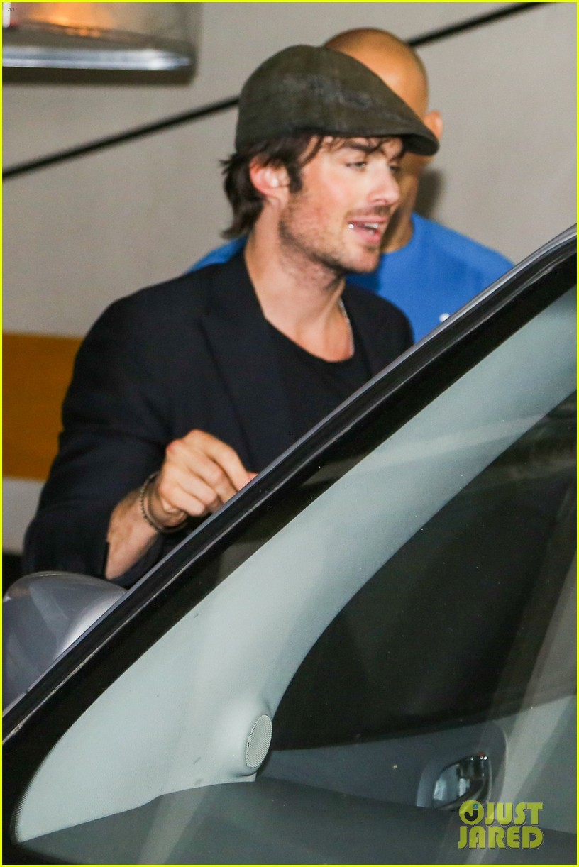 ian somerhalder tells his brazilian fans to stop screaming 243125623