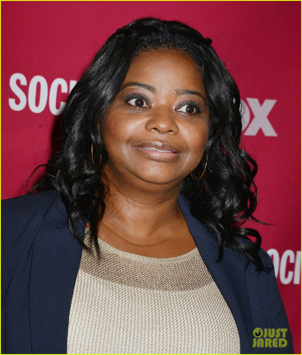 octavia spencer joins red band society cast at special l a screening 153143679