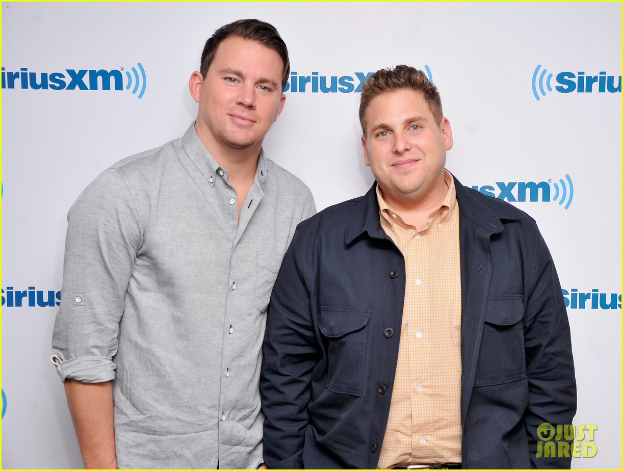 channing tatum joins jonah hill for 22 jump street press 123128201