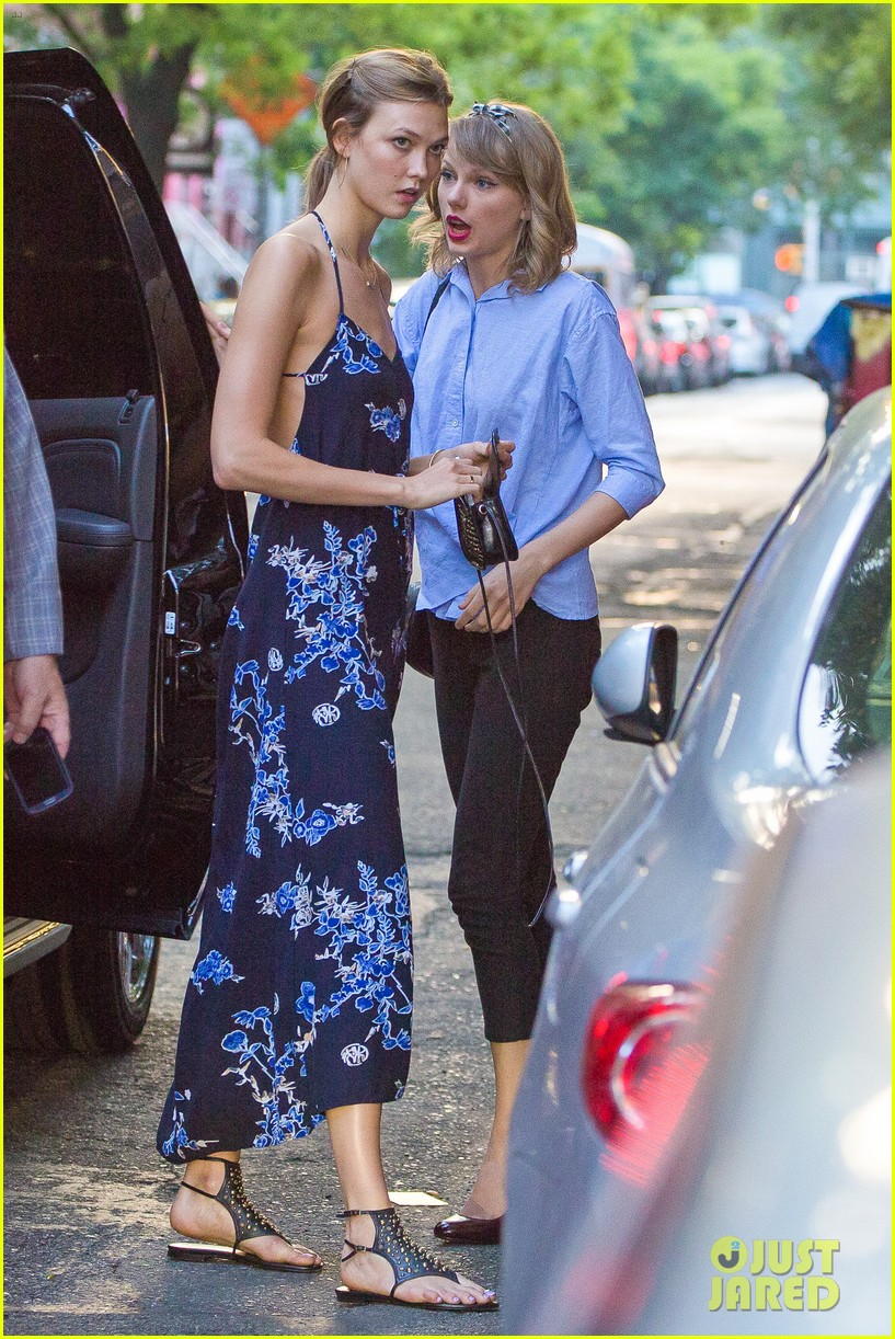 taylor swift karlie kloss catch up big apple 053137977