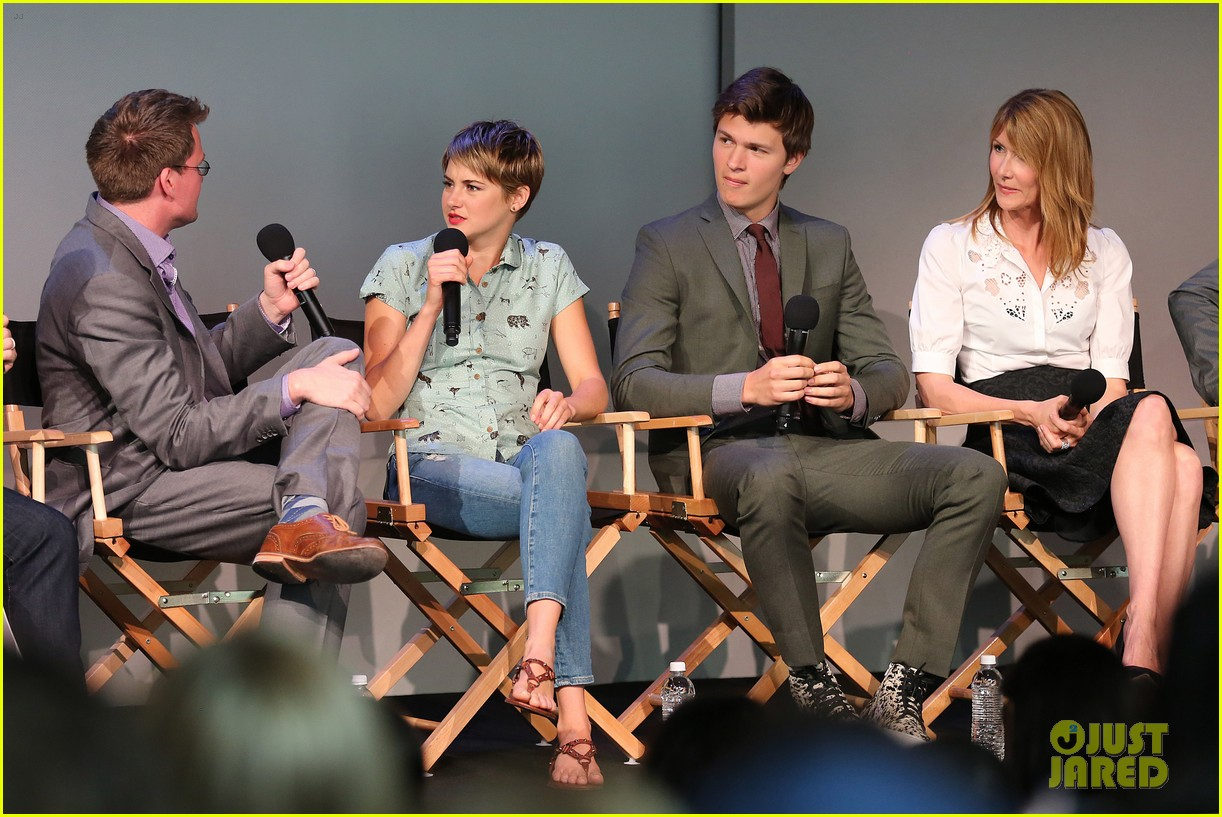 fault in stars nyc conference 09