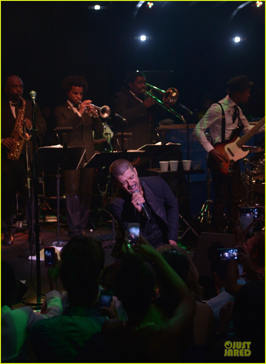 robin thicke paula album celebration 10