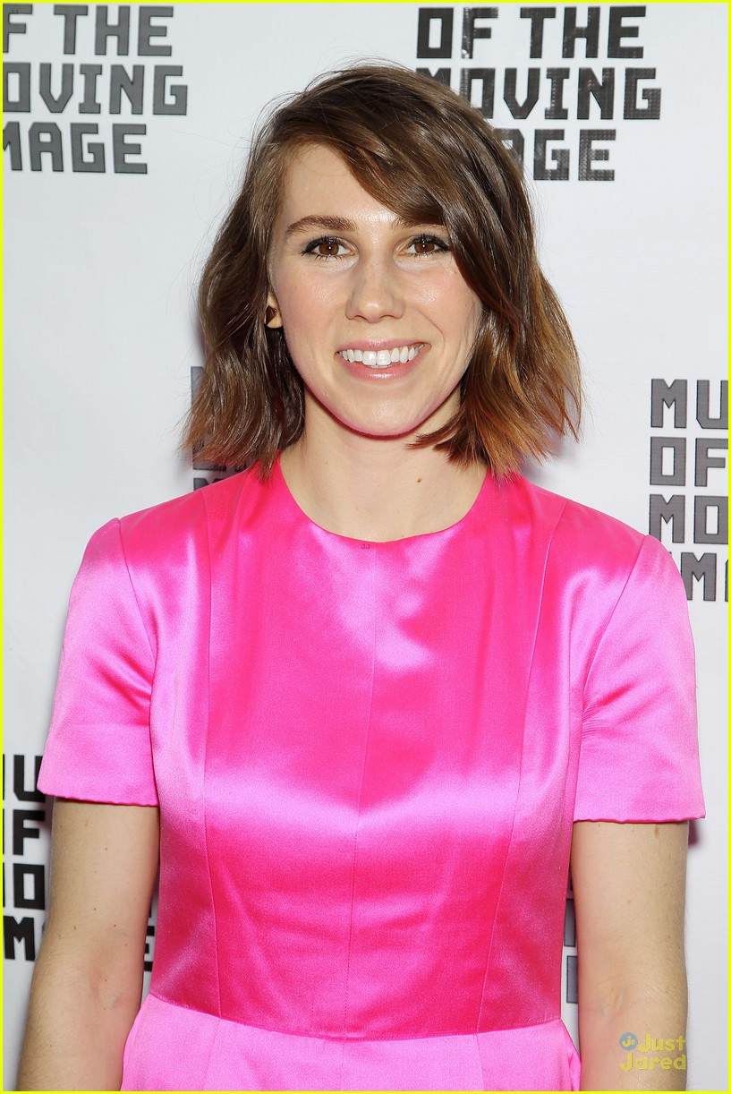 allison williams zosia mamet museum of the moving image 043133746