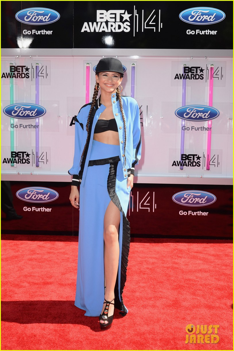 zendaya bet awards 2014 03