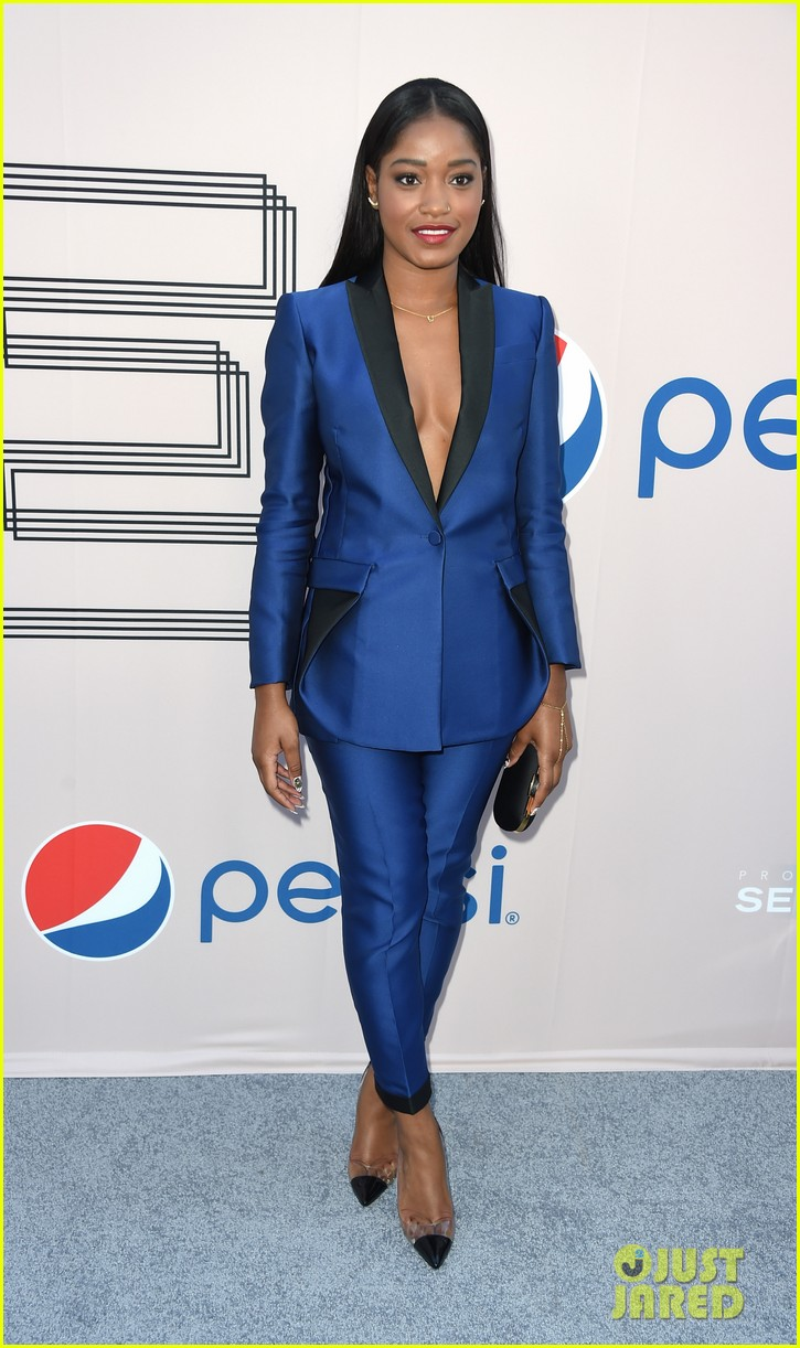 zendaya keke palmer tristan wilds bet pre dinner 13