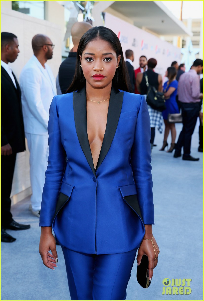 zendaya keke palmer tristan wilds bet pre dinner 163146006