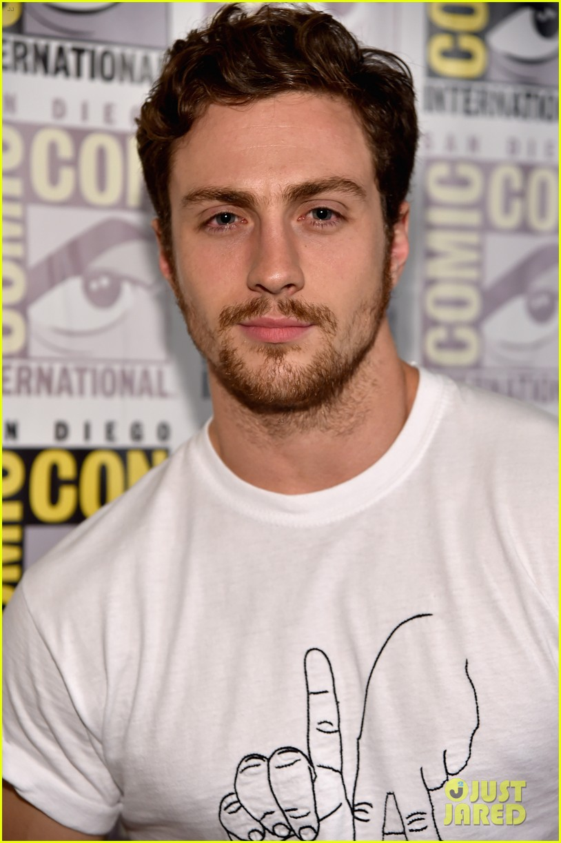 Aaron Taylor-Johnson G...