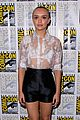 olivia cooke shaves head bates motel sdcc 13