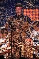 david beckham drenched with golden slime 03