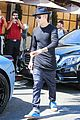 justin bieber yovanna ventura step out for lunch 01