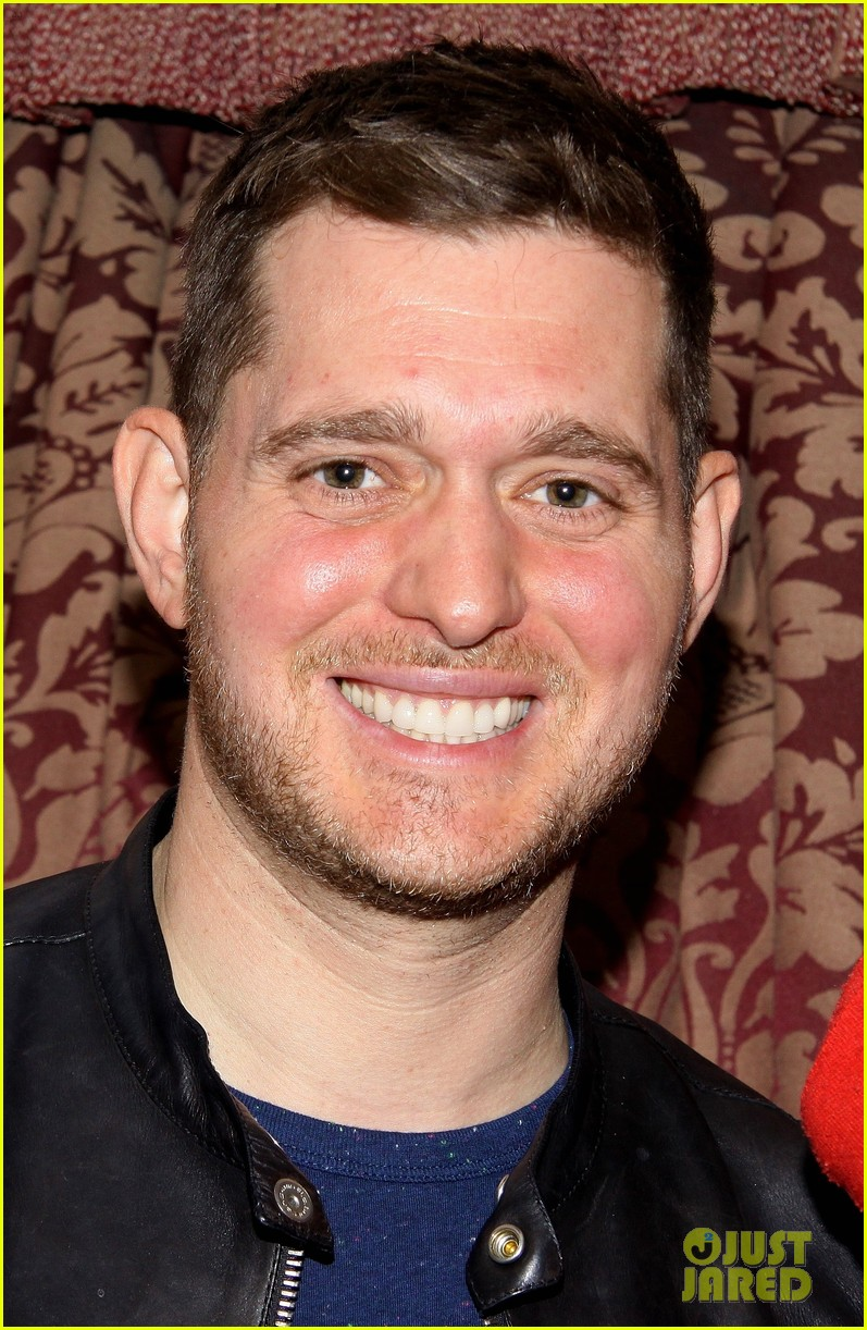 michael buble luisana lopilato rocky broadway 013150974