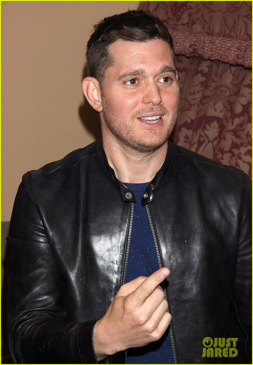 michael buble luisana lopilato rocky broadway 08