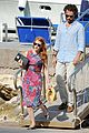jessica chastain boyfriend gian luca passi de preposulo are stylish duo for ischia awards 11