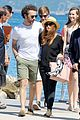 jessica chastain boyfriend gian luca wrap their arms around each other 01