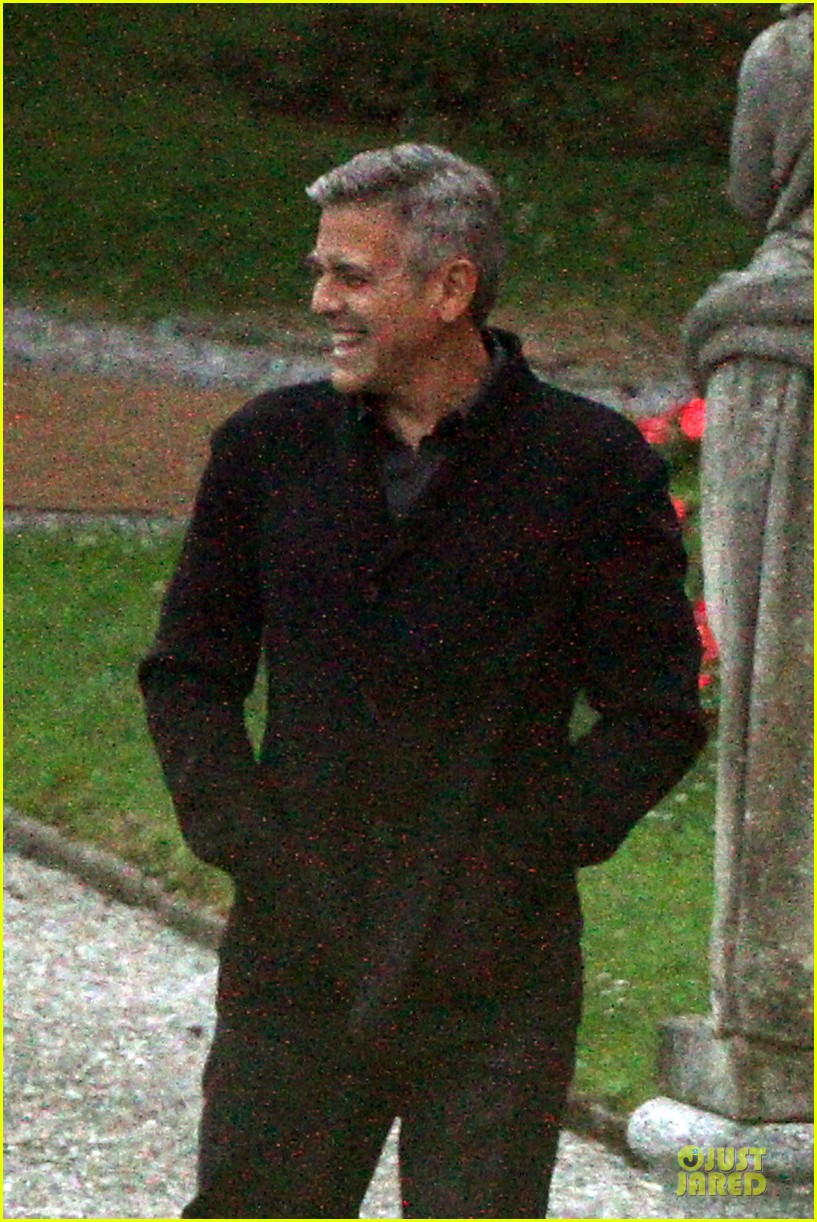 george clooney grant heslov meet up in italy 023152049