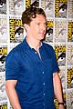 benedict cumberbatch attends first comic con doctor strange 13