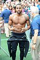 jason derulo shirtless fourth of july gma 15