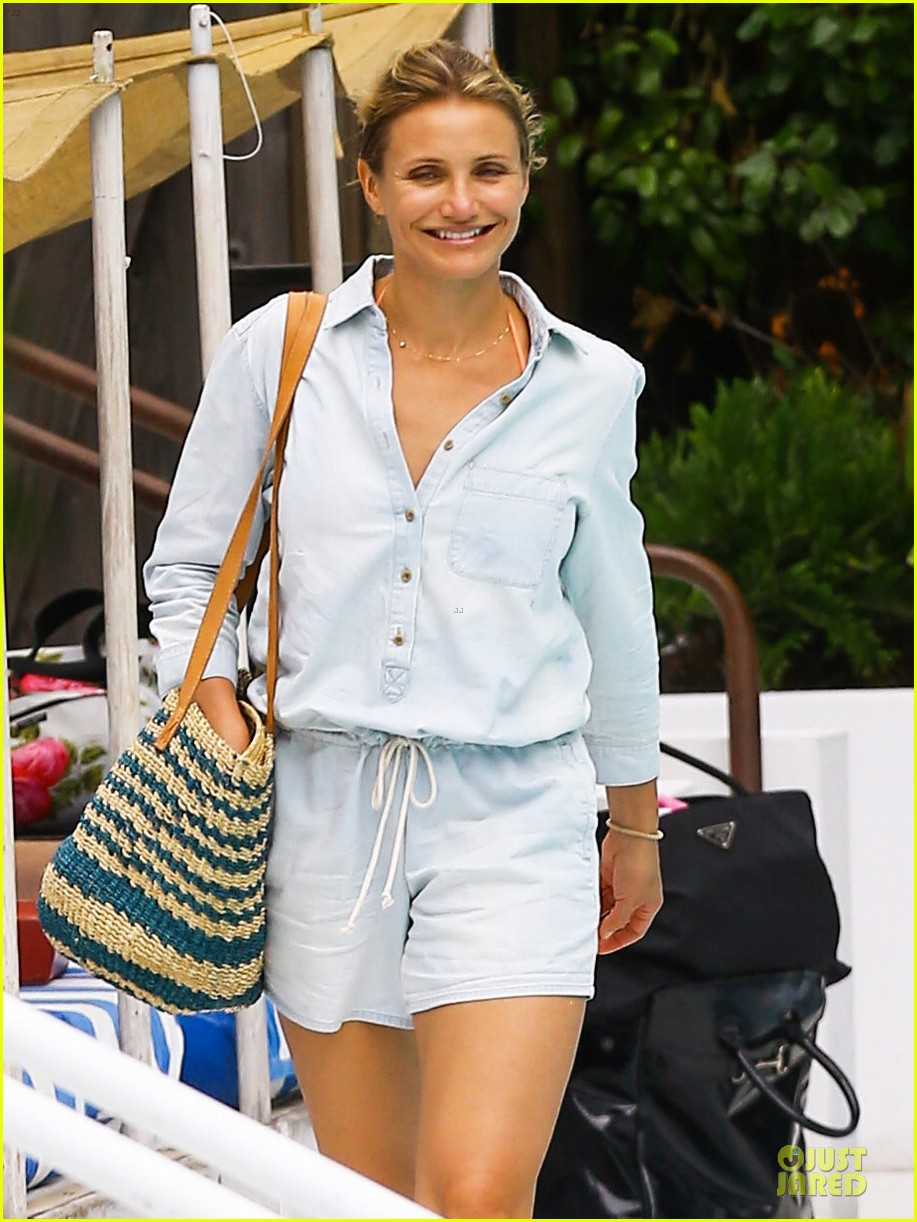 cameron diaz introduced new boyfriend benji madden to family 043151370