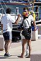 zac efron michelle rodriguez set sail together in porto cervo 16