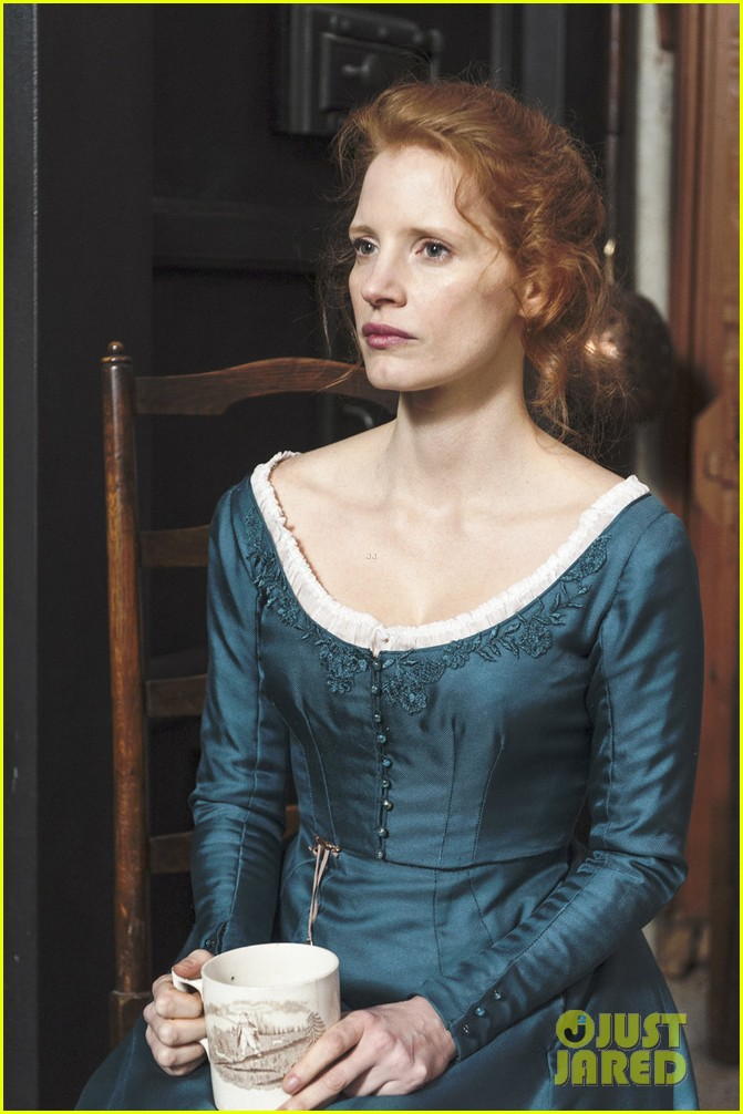 colin farrell jessica chastain featured in brand new miss julie images 02