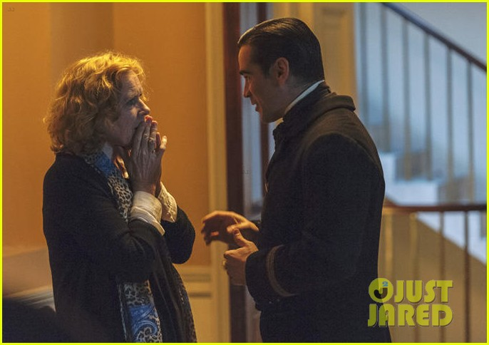 colin farrell jessica chastain featured in brand new miss julie images 05