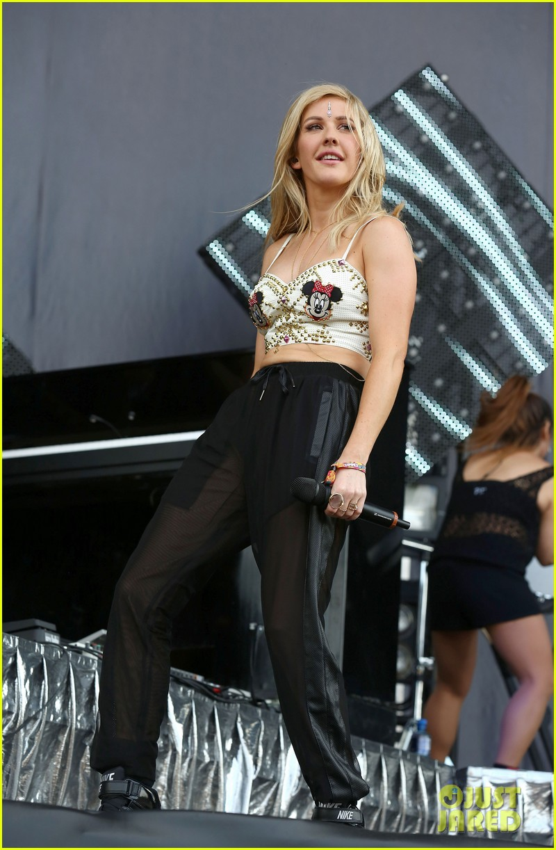 ellie goulding wireless festival 01