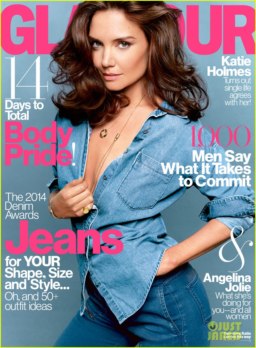 katie holmes topless glamour august 2014 01