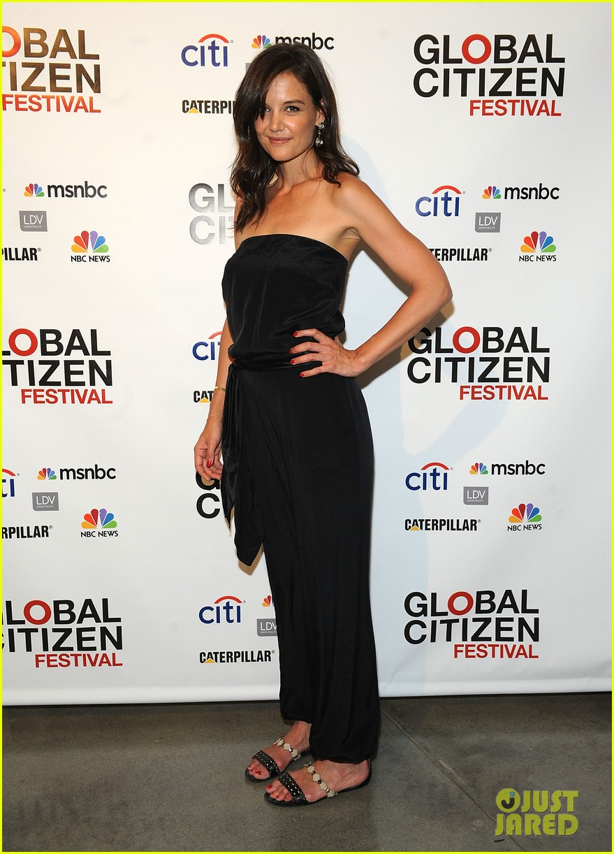 katie holmes global citizen festival 073153364