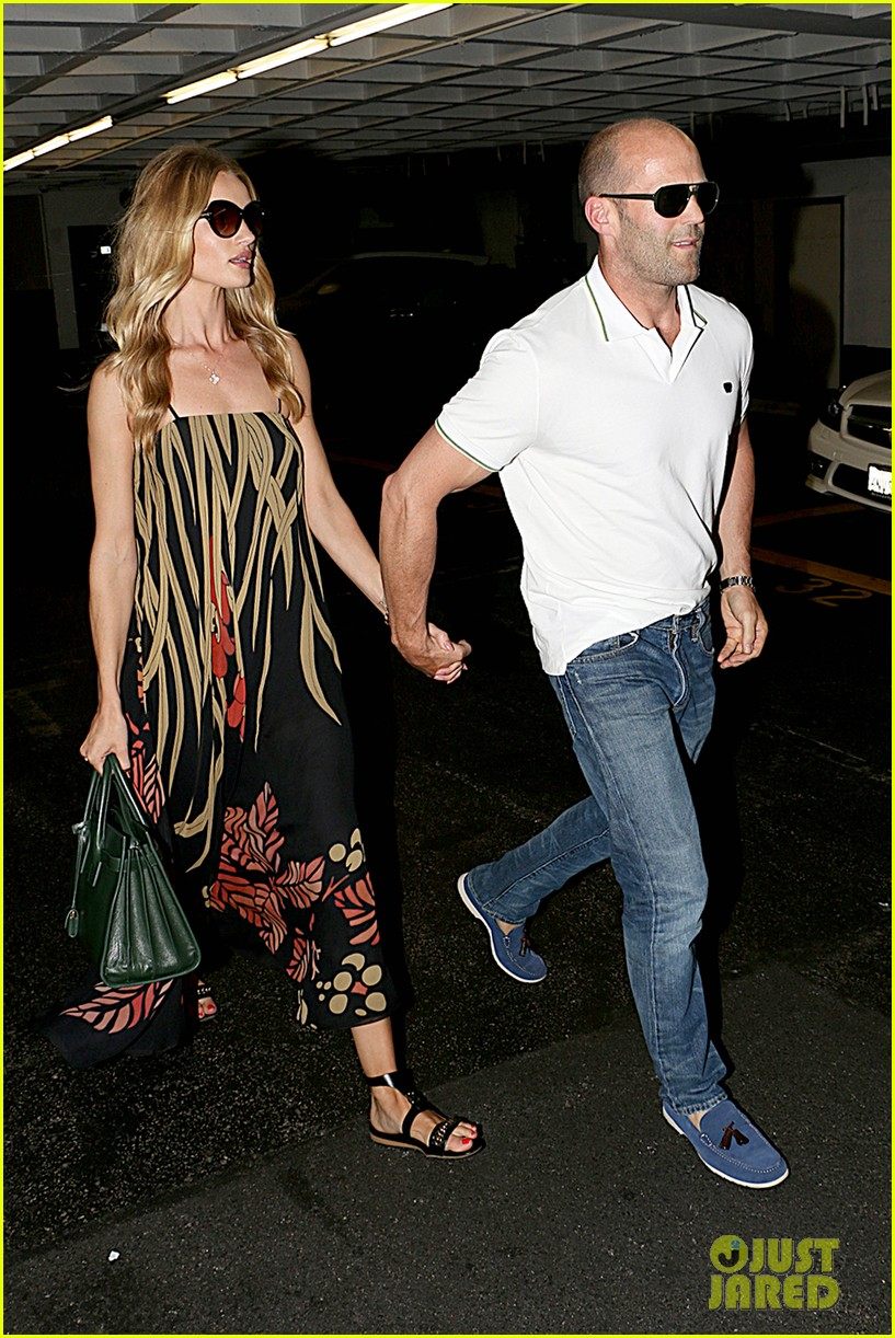 rosie huntington whiteley jason statham hottest couples 033153480