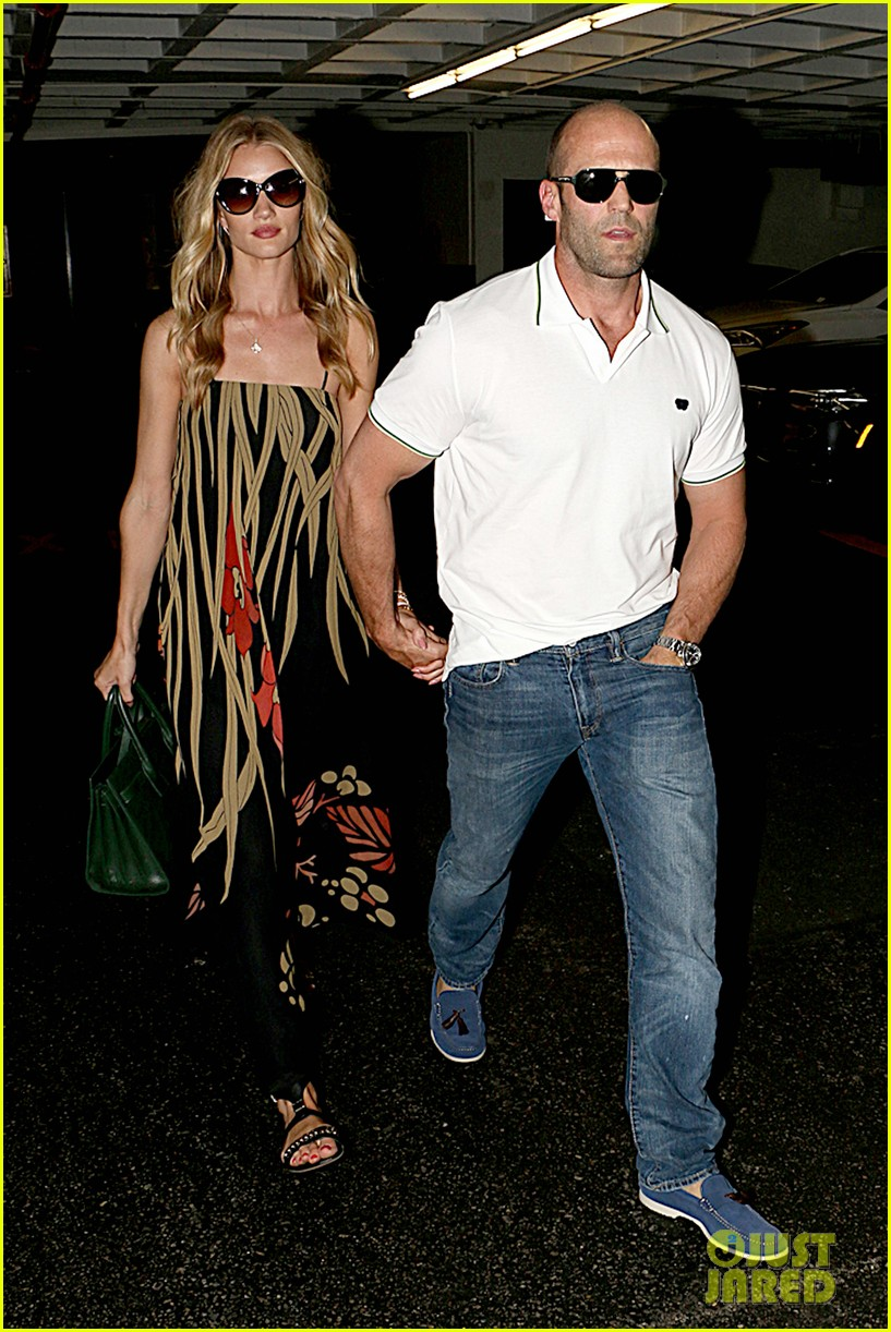 rosie huntington whiteley jason statham hottest couples 12