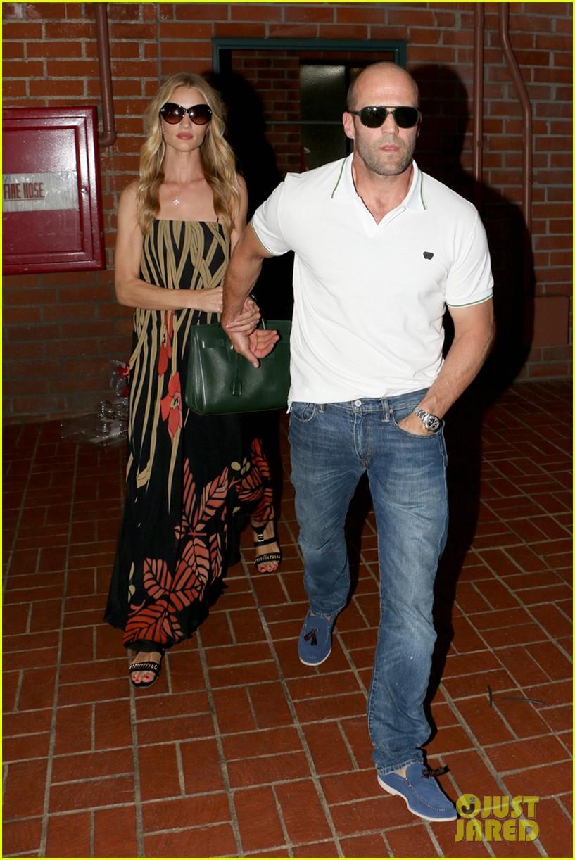 rosie huntington whiteley jason statham hottest couples 143153491