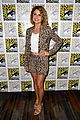 rose mciver izombie signing press line sdcc 15