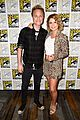 rose mciver izombie signing press line sdcc 16
