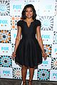 mindy kaling gets glam for foxs summer tca all star party 01
