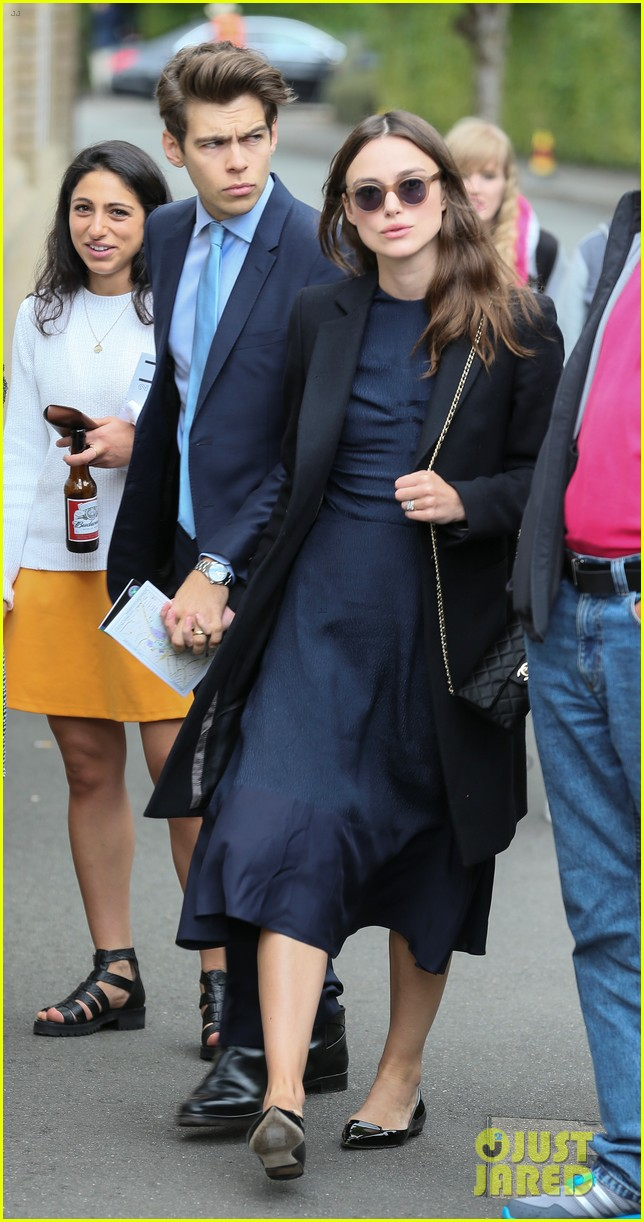 keira knightley husband james righton wimbledon 06