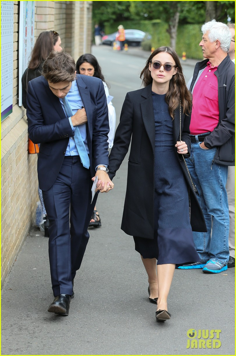 keira knightley husband james righton wimbledon 083149933