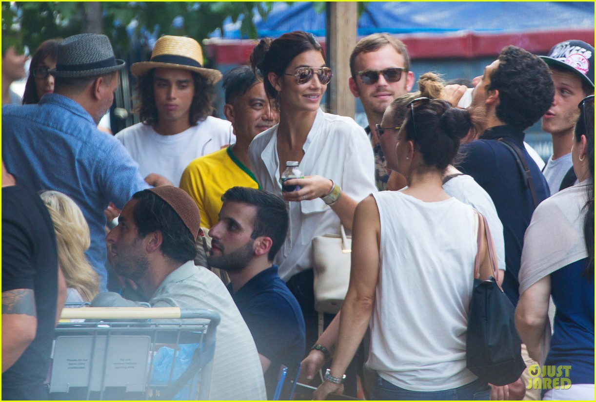 adriana lima alessandra ambrosio support brazil in world cup defeat 13