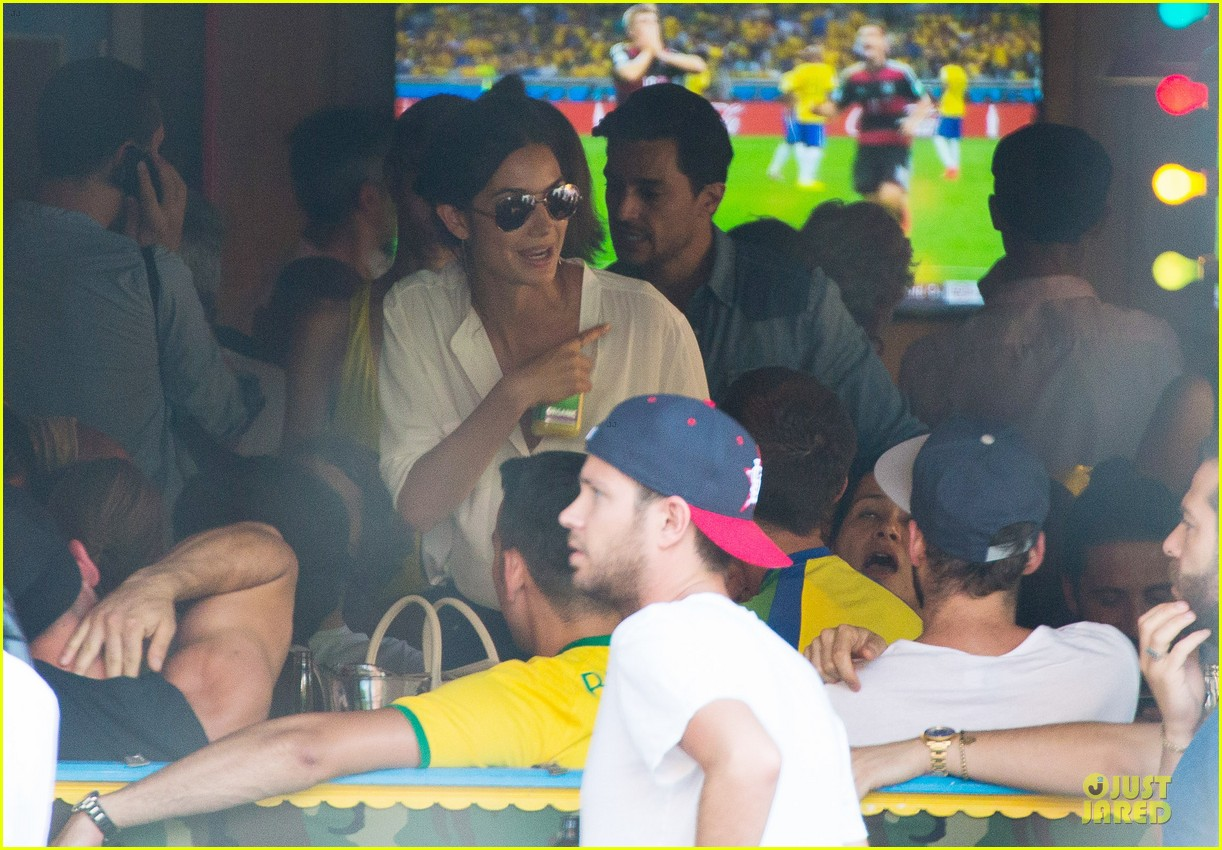 adriana lima alessandra ambrosio support brazil in world cup defeat 25