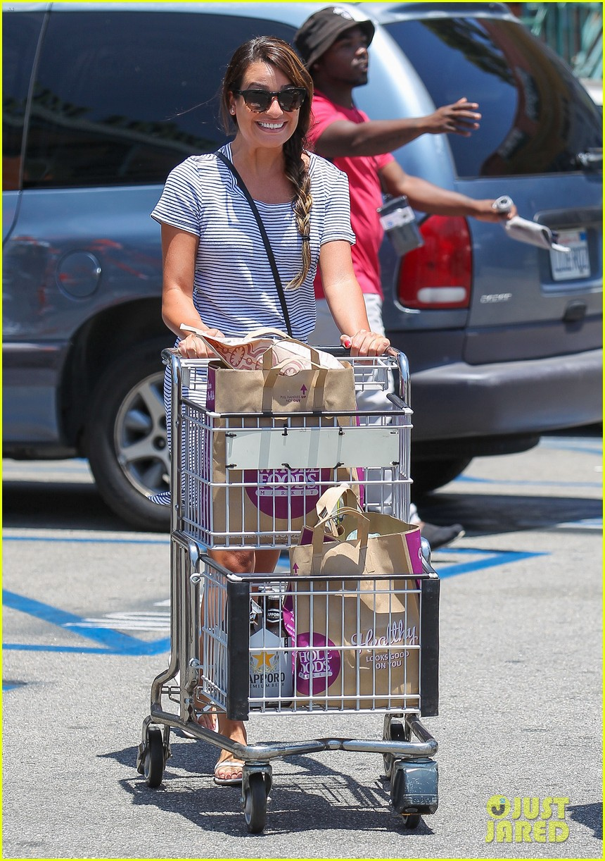 lea michele smiles wide after going public with new boyfriend 08